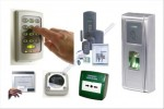 ACCESS CONTROL + ELECTRONIC DOOR LOCK